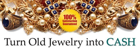 Turn jewelry into cash